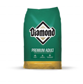 Diamond Premium Adult Formula Dry Dog Food 40lb