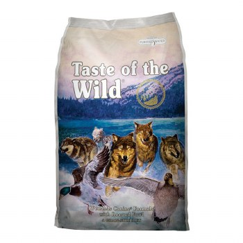Taste of the Wild Wetlands Wild Fowl Grain Free Dry Dog Food 30lb