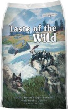 Taste of the Wild Pacific Stream Puppy Grain Free Dry Dog Food 30lb