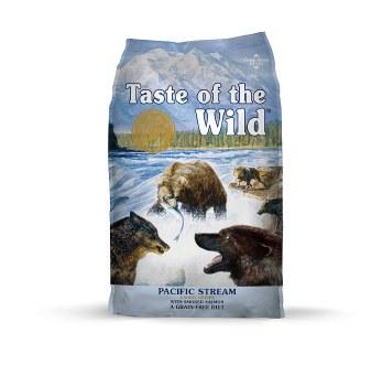 Taste of the Wild Pacific Stream Grain Free Dry Dog Food 30lb
