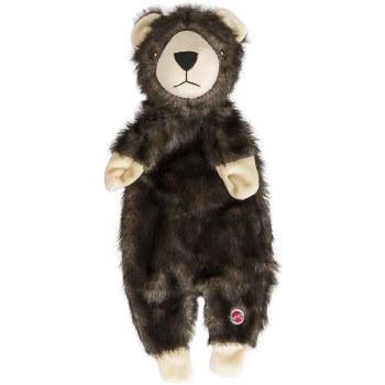 Furzz Bear Plush 13.5 In Brown