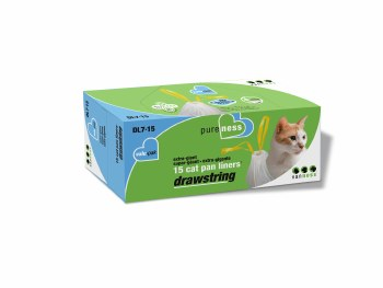 Drawstring Liners ExGiant 15pk