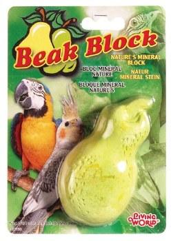 Mineral Pear Beak Block