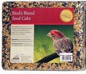 Birds Blend Sm 7oz Seed Cake