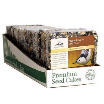 P.B. Crunch Sm 7oz Seed Cake