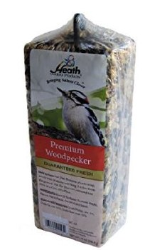 Woodpecker Bar Seed Cake
