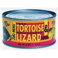 Tortoise/Lizard Food 6 oz