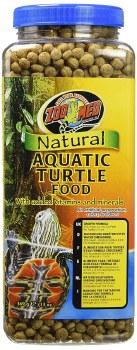 Aquatic Turtle Food Growth13oz