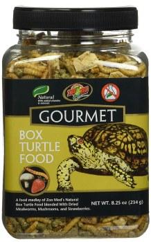 Box Turtle Food 8.25oz