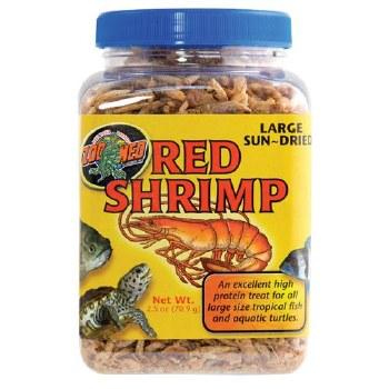 Dried Red Shrimp 2.5 oz