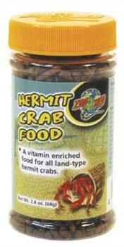 Hermit Crab Food 2.4 oz