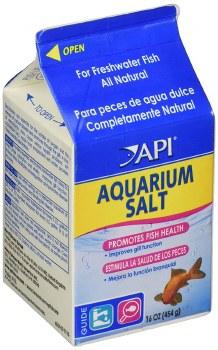 Aquarium Salt 16 oz