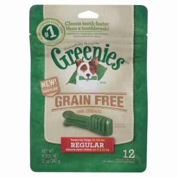 Greenie GrainFree Regular12oz