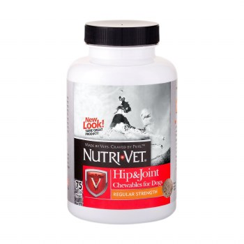 Hip/Joint Liver Chewable 75Ct