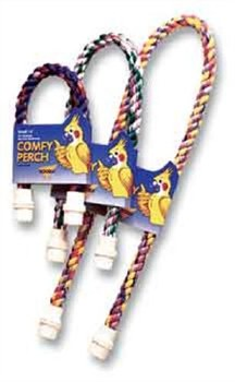 JW Comfy Perch Cable For Birds 32 Inches