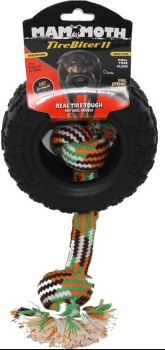 "Medium Tirebiter II w/Rope 5"""