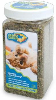 Cosmic Cat Nip Jar 1.25oz