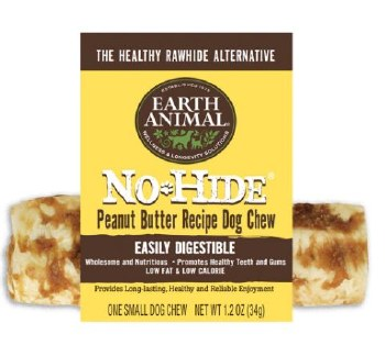 No Hide Peanut Butter 4 Inch