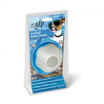 All For Paws Chill Out Ice Ball 3.5in