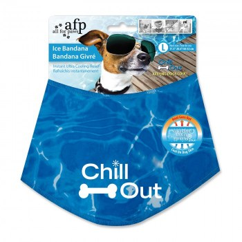All For Paws Chill Out Ice Bandana Large