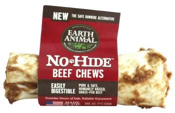 Earth Animal No Hide 4 Inch Beef Chew