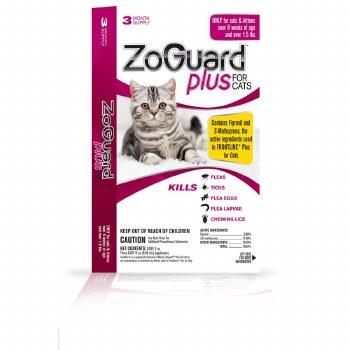 Zoguard Plus Cats
