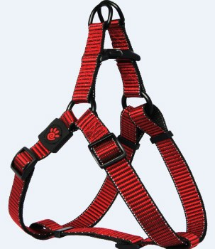 1x26-39 Martini Harness Red