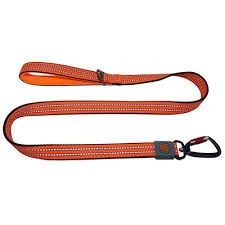 VARIO 4ft Leash Lrg Orange
