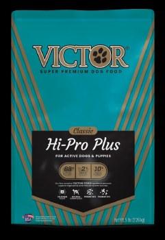 Victor Hi Pro Plus Formula Dry Dog Food 5lb