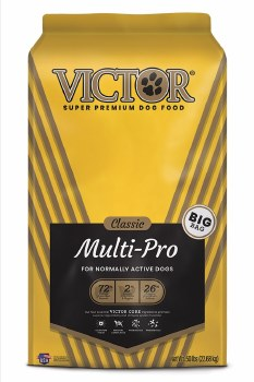 Victor Multi Pro Dry Dog Food 50lb