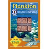 Frozen Plankton Cubes for all Fresh and Saltwater Carnivores 30 cubes 3.5oz