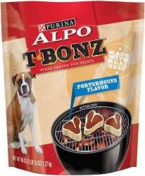 ALPO TBonz Porterhouse Flavor Dog Treats 45oz
