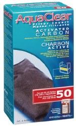 AquaClear Carbon Insert 50