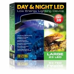 Day/Night LED Fixture Large