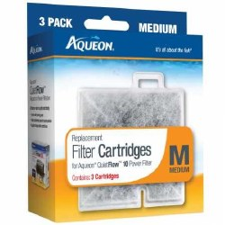 Aqueon Cartridge Med 3 pack