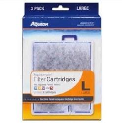 Aqueon Cartridge Large 3 Pack