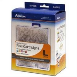 Aqueon Cartridge Large 6 Pack