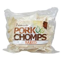 Premium Pork Chomps Baked Chips 12 Ounce