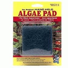 Algae Pad for Glass Aquarium