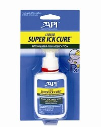 Liquid Super Ick Cure 1.25 oz