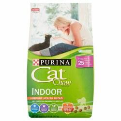 Purina Cat Chow Indoor Formula Dry Food 3.15lb