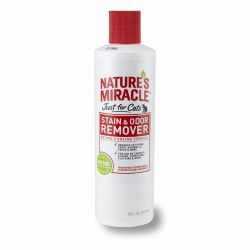 Natures Miracle Just For Cats Stain And Odor Remover 16oz