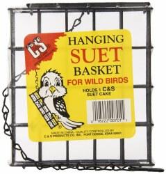 Hanging Suet Basket