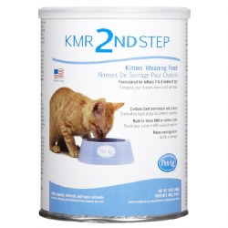 PetAg KMR 2nd Step Kitten Weaning Food Powder 14oz can