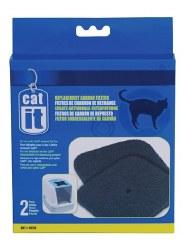 Cat Pan Carbon Filters 2-pk