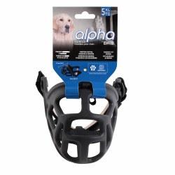 Alpha Muzzle, Black, XLarge