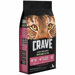 CRAVE Cat Chicken Salmon 2lb