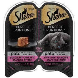 Sheba Salmon/SeafoodPate 2.6oz