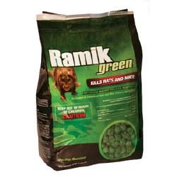 Ramik Green Nuggets Pouch 4lb