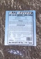 All Breeds Dog Food 26-18